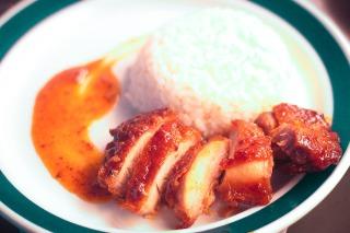 Vietnamese Orange Chicken
