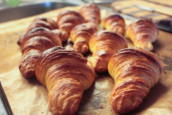 Croissant hero