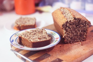 Bill's Coconut Quick bread