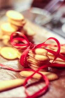 Langue de Chat (Cat tongue) Cookies