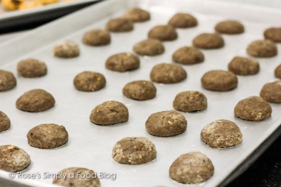 Ugly Chocolate Cookies