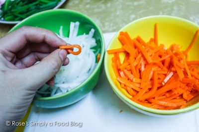 the carrot is ready