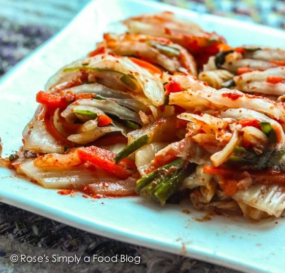 Low-carb kimchi