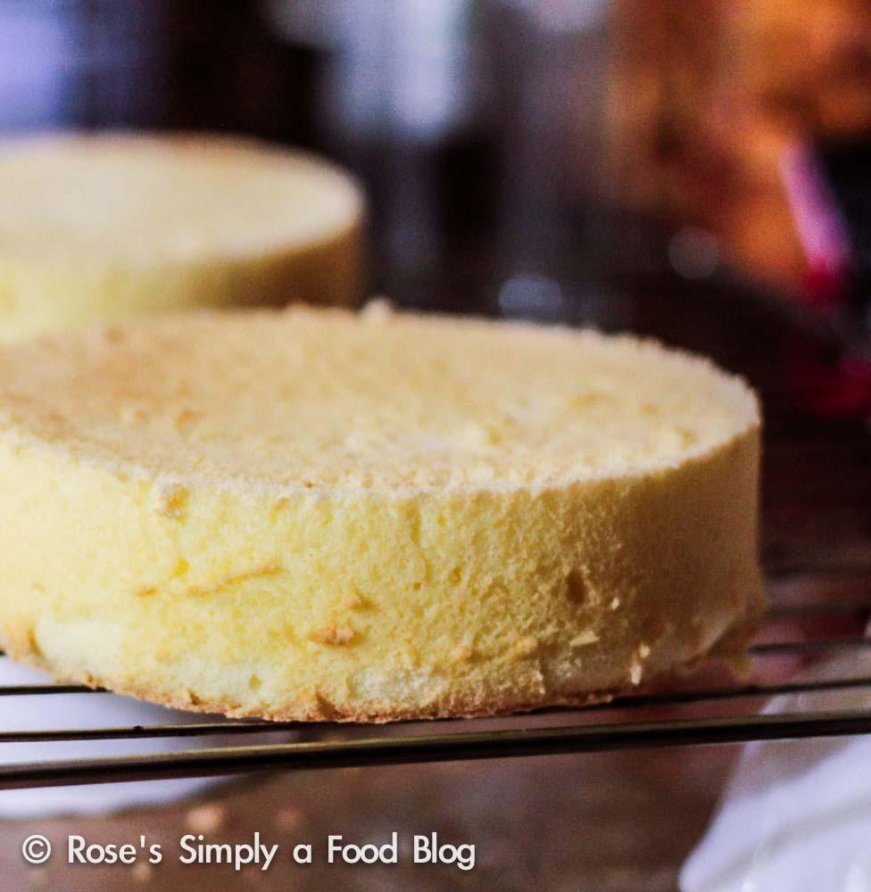 Foolproof Chiffon Cake Recipe